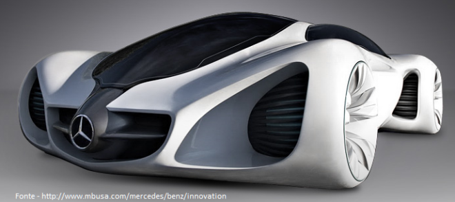 Mercedes Benz - Innovation