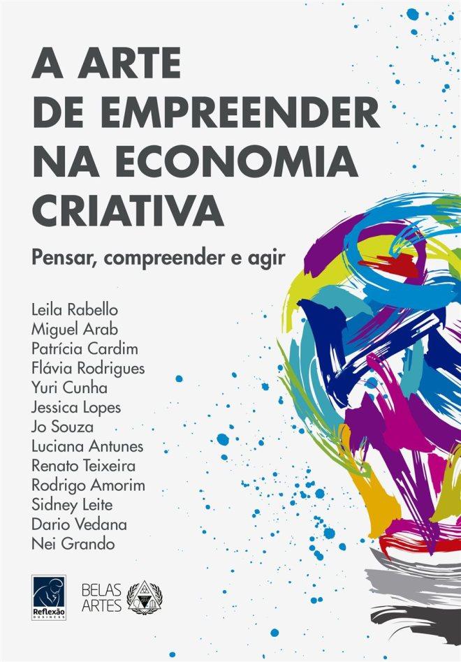 A arte de empreender na Economia Criativa