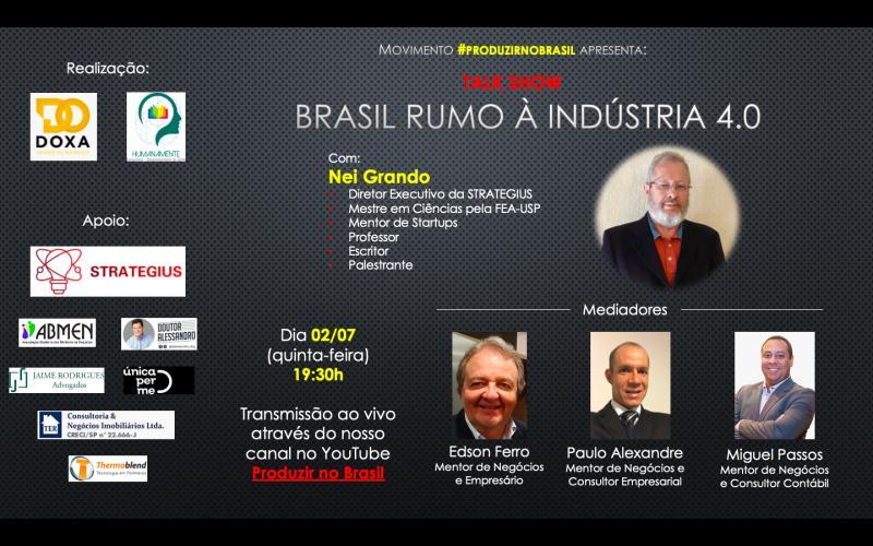 Brasil Rumo a Induústria 40
